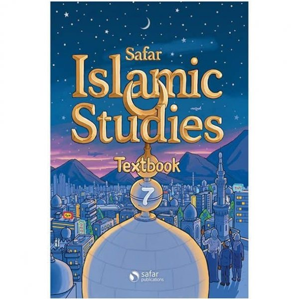 Book: Islamic Studies: Textbook 7 – Learn about Islam Series
