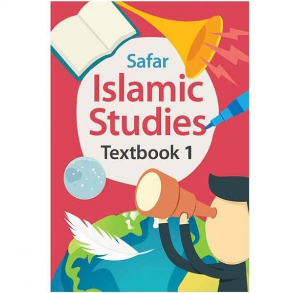 Book: Islamic Studies: Textbook 1 – Learn about Islam Series by Hasan Ali