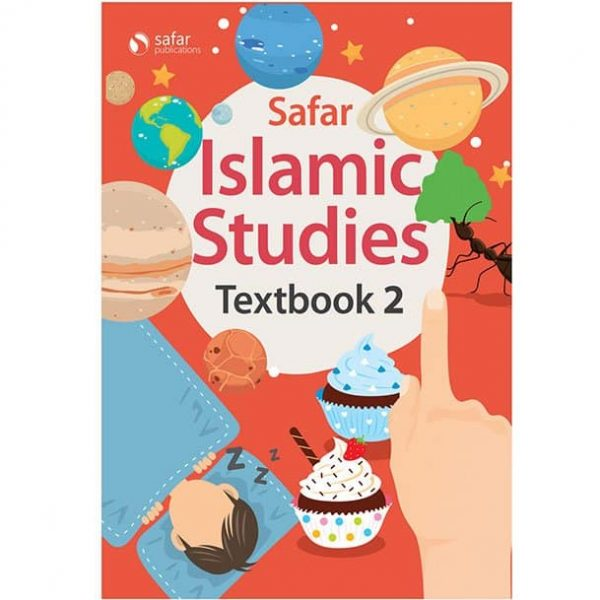 Safar Islamic Studies Textbook 2 – Learn about Islam Series by Hasan Ali