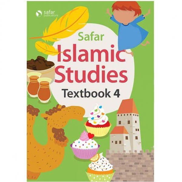 Book: Safar Islamic Studies Textbook 4 – Learn about Islam Series by Hasan Ali