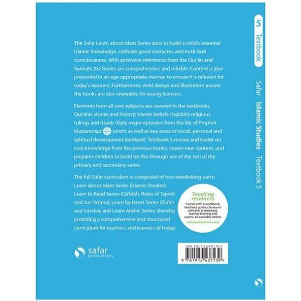 Book: Safar Islamic Studies Textbook 5 – Learn about Islam Series by Hasan Ali
