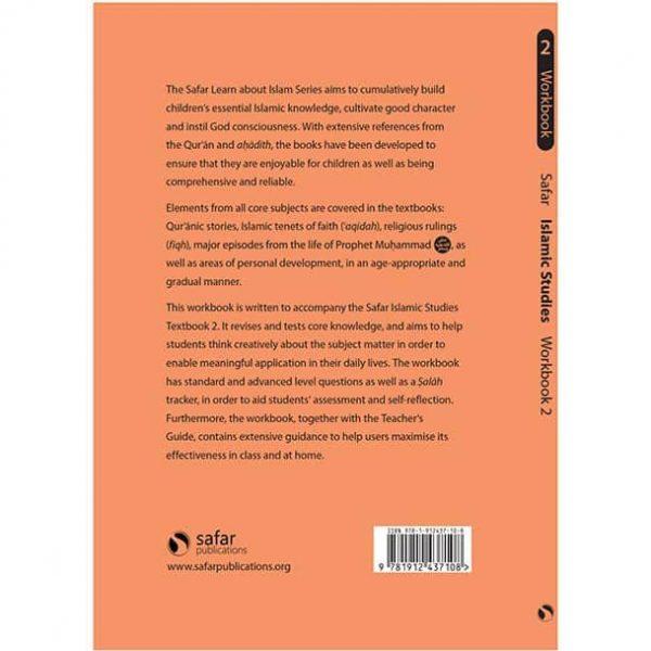 Safar Islamic Studies Workbook 1 – Learn about Islam Series by Hasan Ali