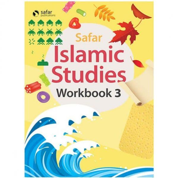 Book: Safar Islamic Studies Workbook 3 – Learn about Islam Series by Hasan Ali