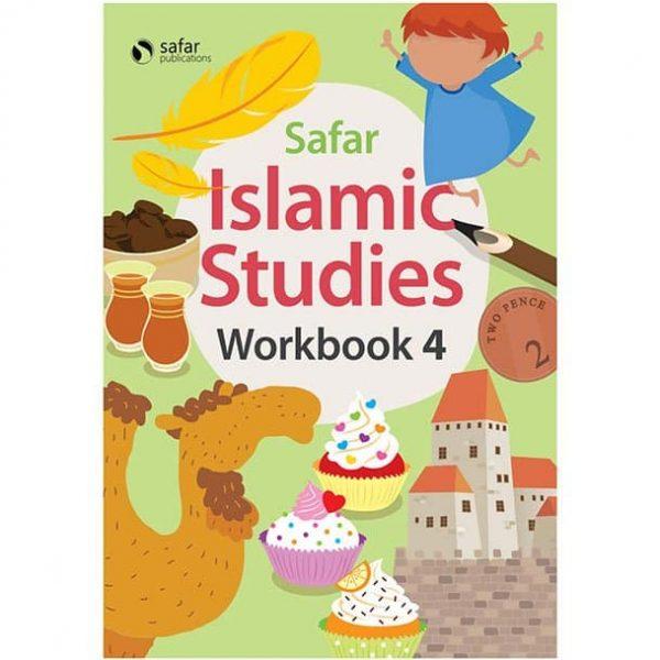 Safar Islamic Studies Workbook 4 – Learn about Islam Series by Hasan Ali