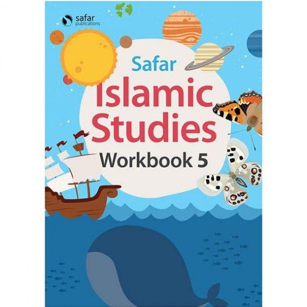 Safar Islamic Studies Workbook 5 – Learn about Islam Series by Hasan Ali