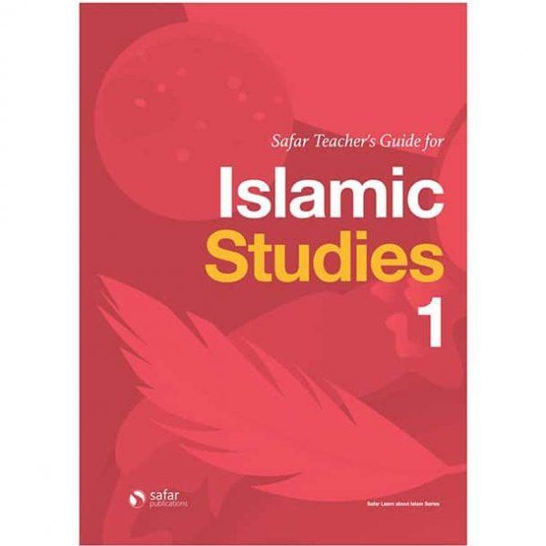 Book: Safar Teacher's Guide for Islamic Studies – Book 1 by Hasan Ali