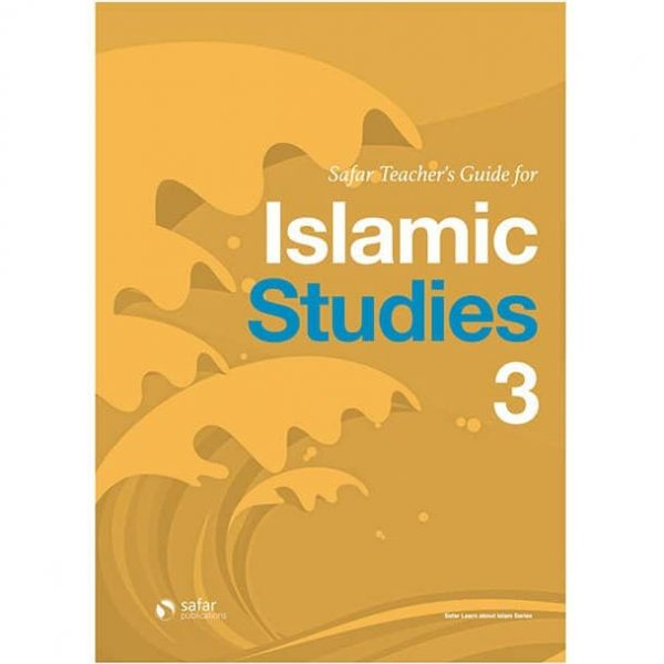 Safar Teacher's Guide for Islamic Studies – Book 3 by Hasan Ali