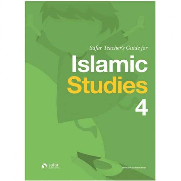 Safar Teacher's Guide for Islamic Studies – Book 4 by Hasan Ali